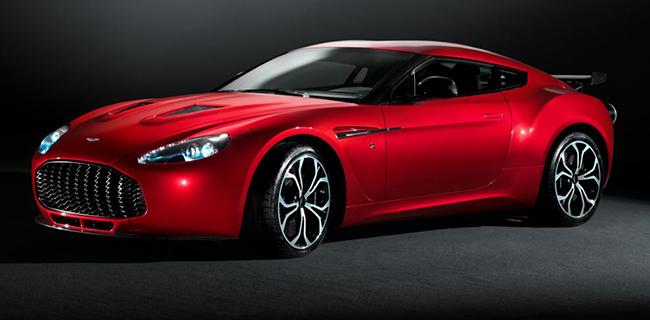 Fotografía de Aston Martin (V12 Zagato)