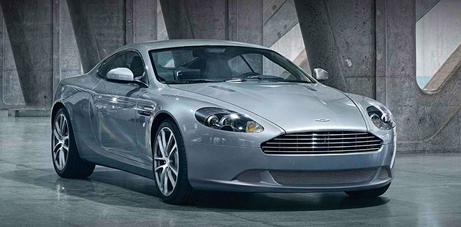 Fotografía de Aston Martin
