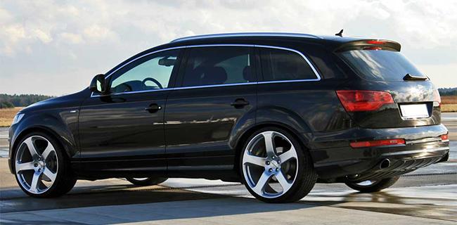 Fotografía de Audi
