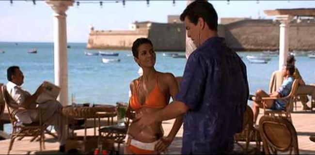 James Bond in Cádiz