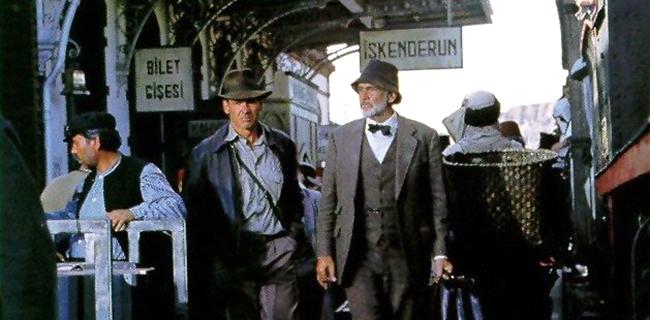 Indiana &Henry Jones in Guadix