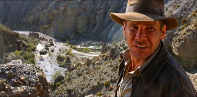 James Bond - Tabernas Desert
