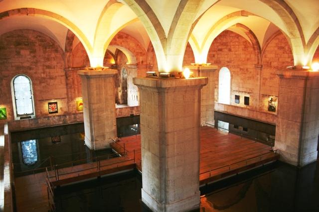 Image: Museu da Água