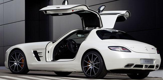 Fotografía de Mercedes-Benz - SLS AMG GT