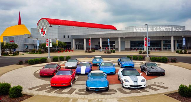 Museo Corvette