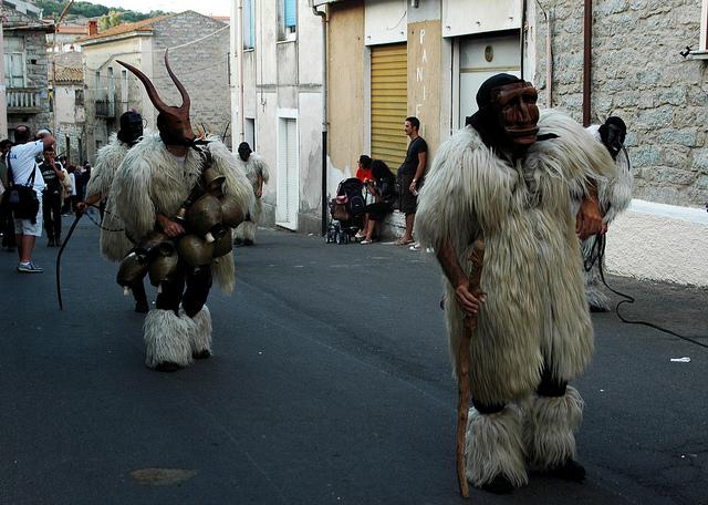 Carnaval de Ottana