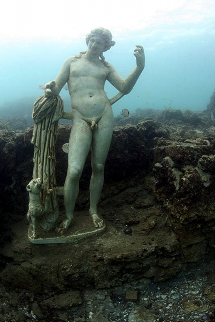 Foto: The Underwater Archeological Park of Baia