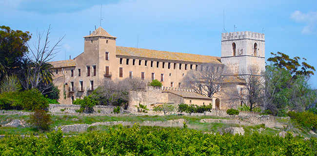 Monasterio de San Jeroní de Cotalba
