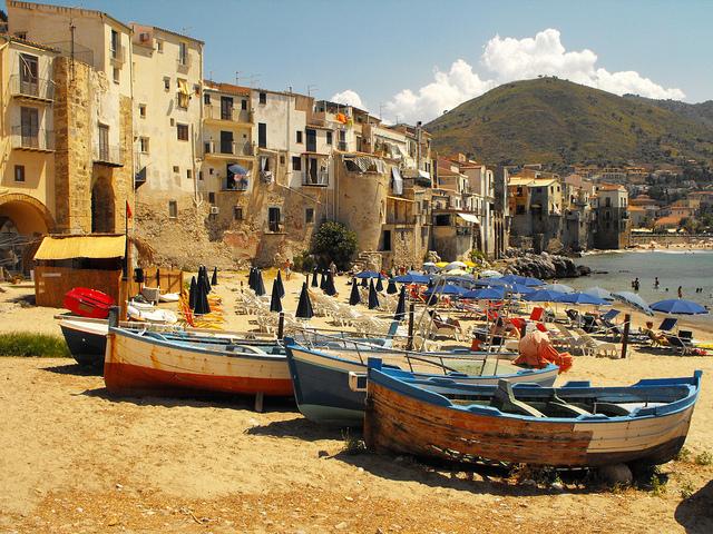Viaje a Sicilia - playas