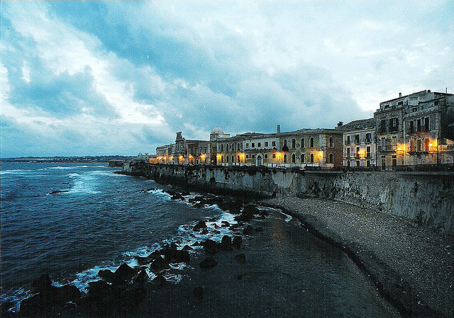 viaje a sicilia - siracusa