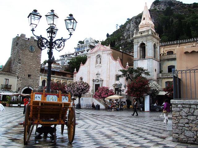 tour por sicilia