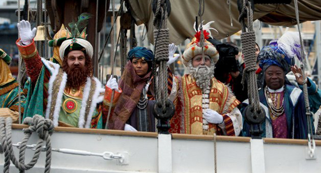 Cabalgata de Reyes - Barcelona
