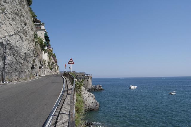 rutas por Italia
