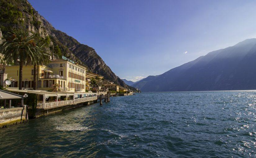 Bonitos lagos de italia