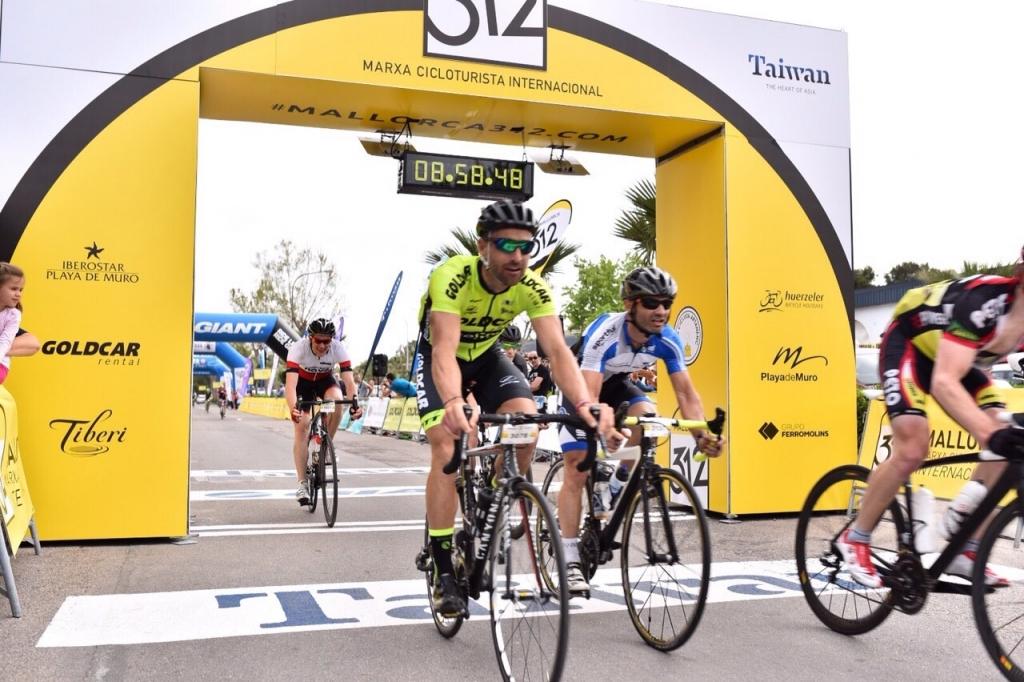 Entrevista al ciclista del Goldcar BikeSport, Roberto Verdejo