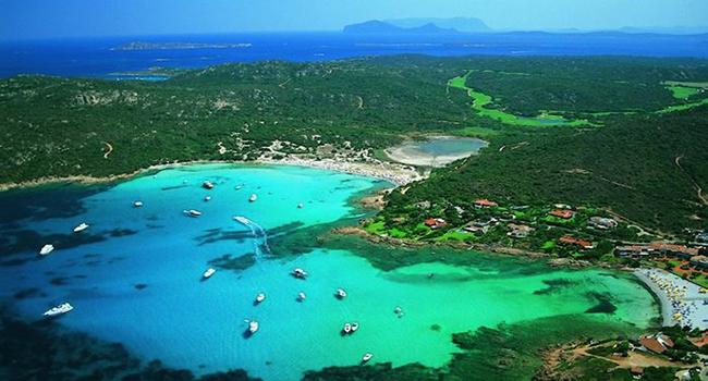 Playa de Pevero costa esmeralda
