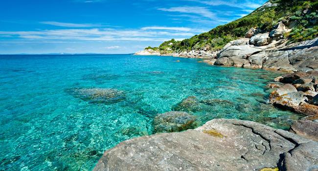 Playas en Costa Esmeralda