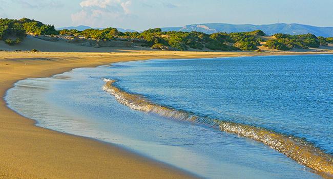 Playa de Rodas - Grecia