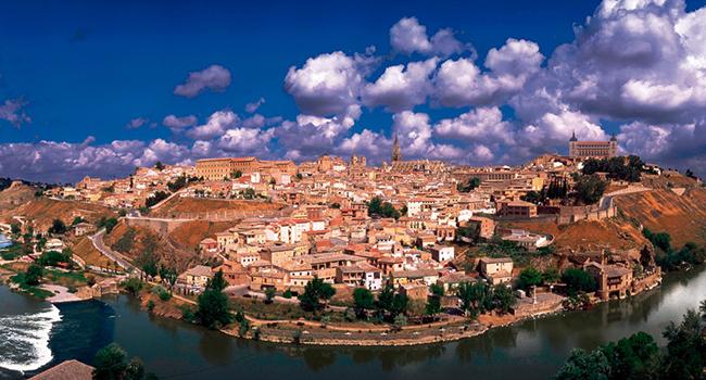 Toledo - Mirador Valle