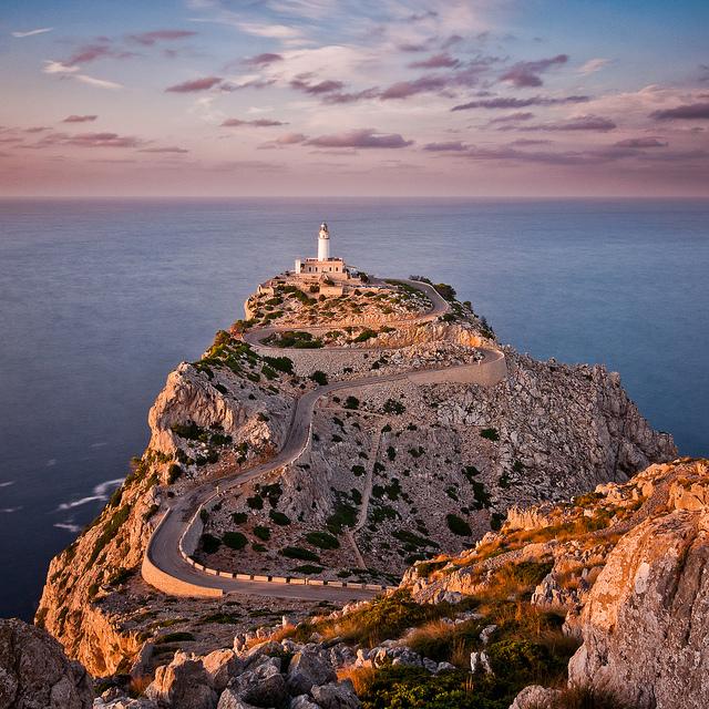 Formentor Lighthouse. Foto Vaidotas Mišeikis