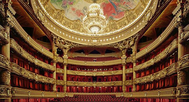 Garnier Opera Palace