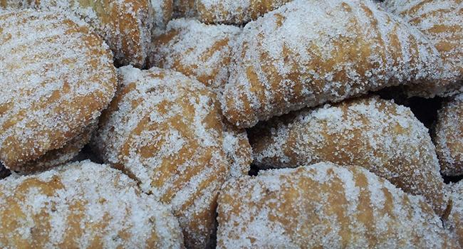Borrachuelos de azucar