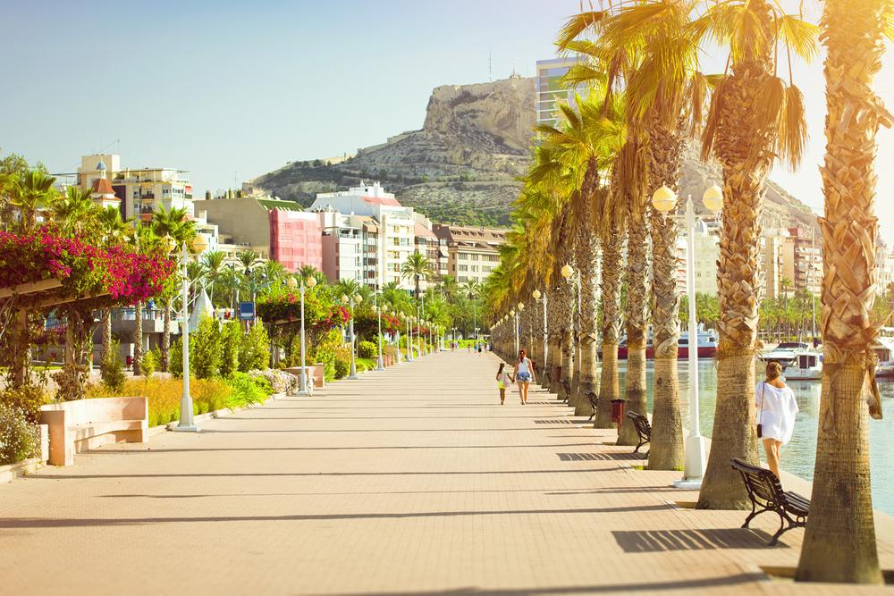 fin de semana en Alicante