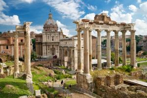 ROMA: 4 sitios indispensables que visitar