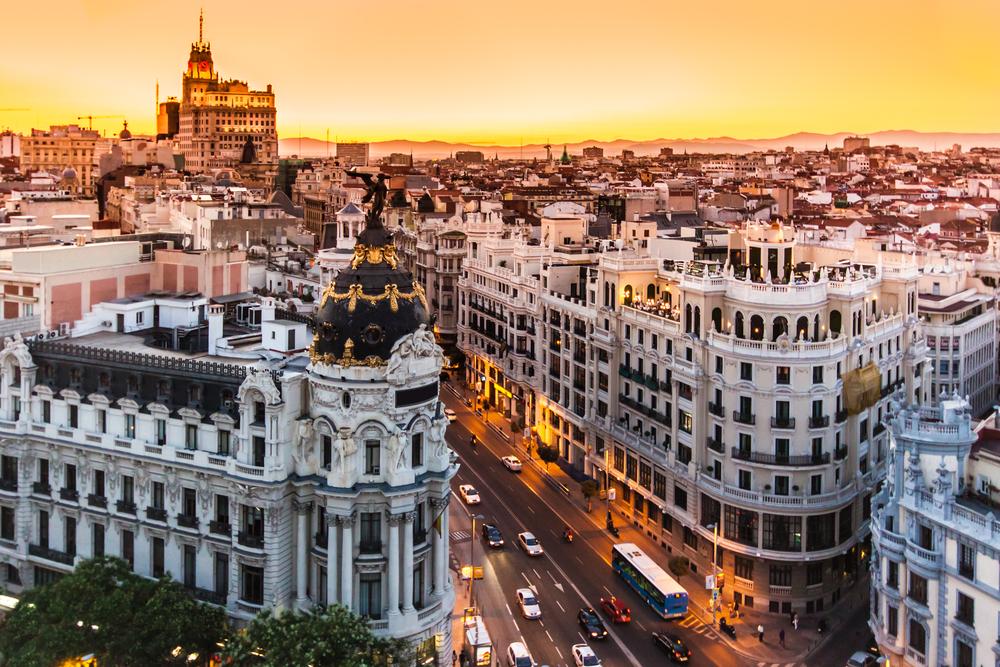 5 WAYS TO ENJOY A WONDERFUL WEEKEND IN MADRID!