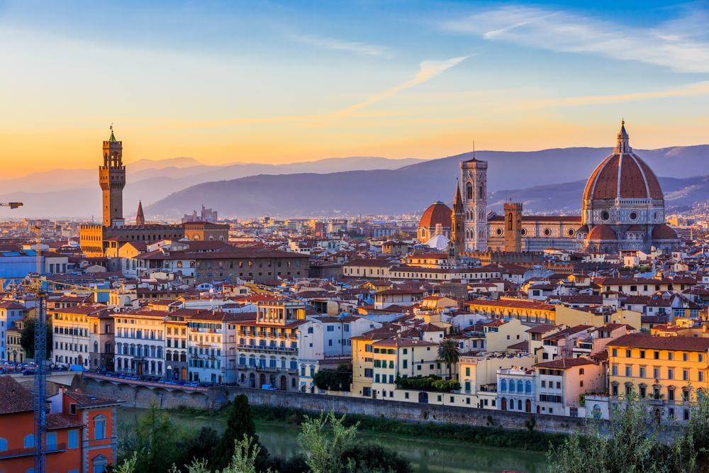 Viajar por Toscana