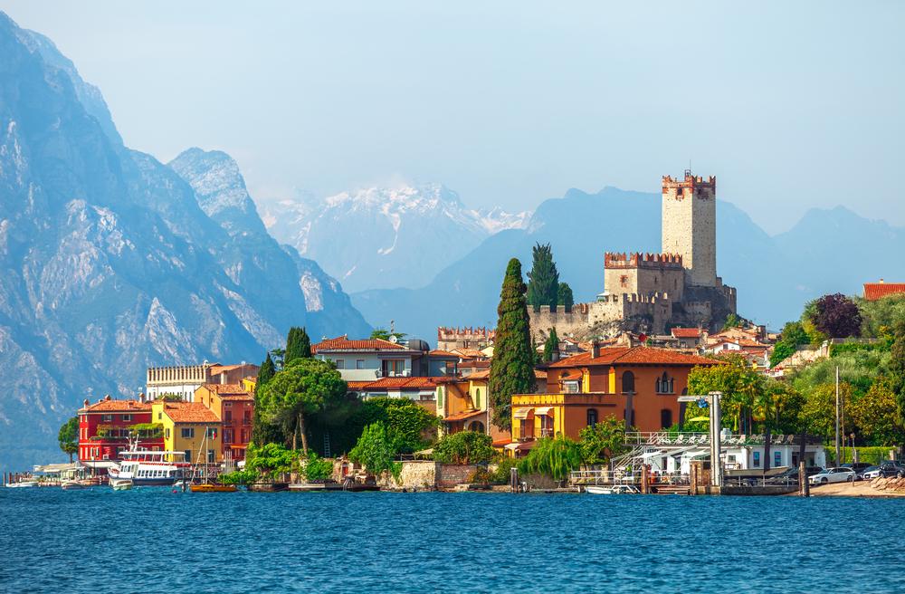 Ruta por el sur de Italia en coche de alquiler.