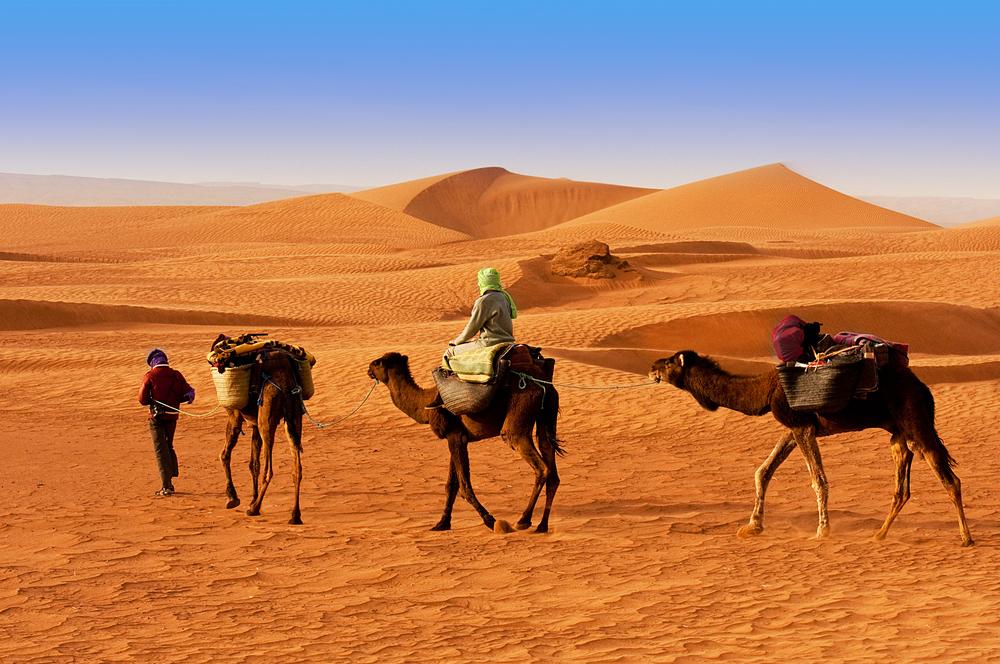 Ruta por Marruecos