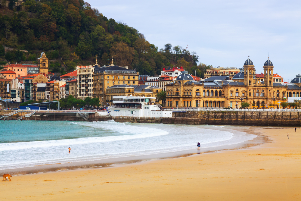 Stunning San Sebastian is one of those places that you will fall in love