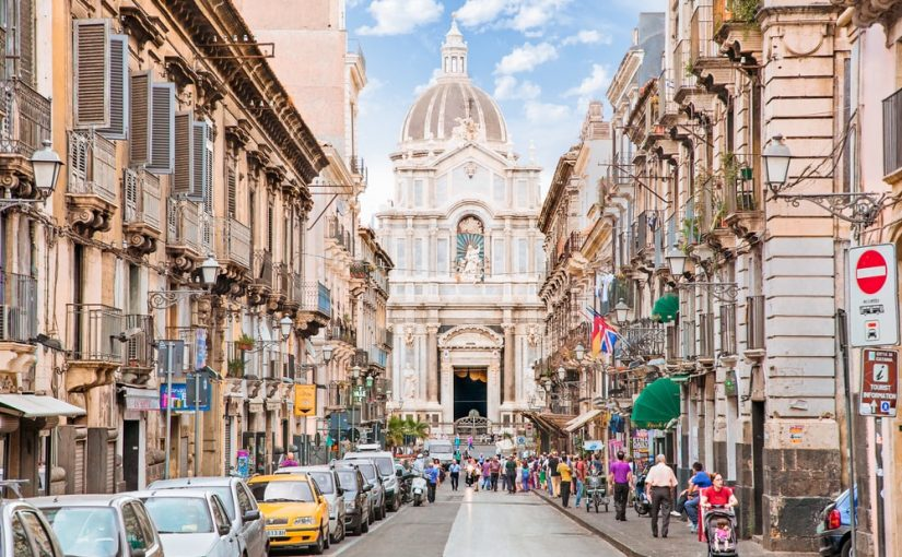 Six Stunning Sites in Catania