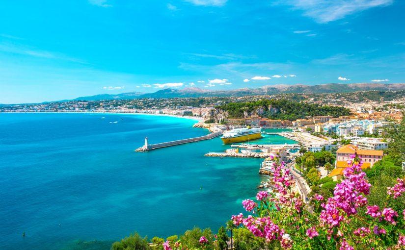 paisaje Niza