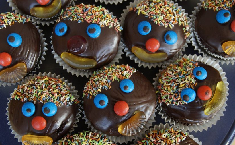 dulces de carnaval