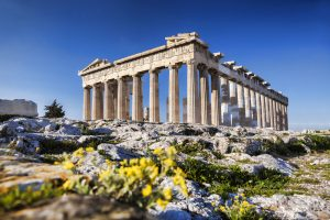 viaje por grecia panteón