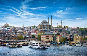 el turismo en turquia