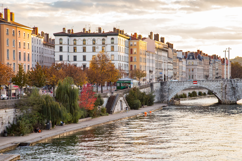 Las mejores fotos de Lyon | Viajar a Francia
