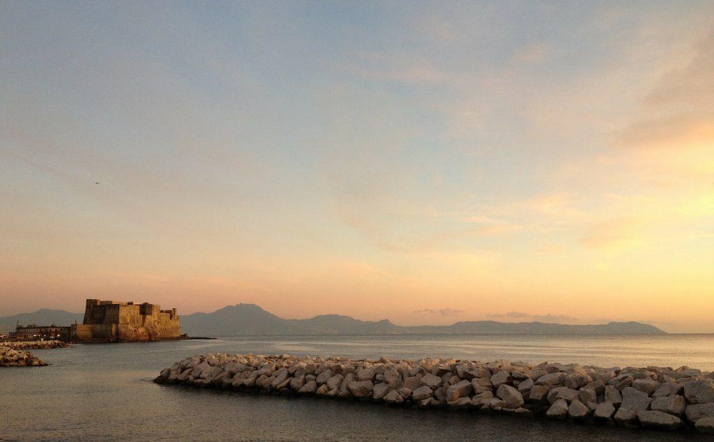 mar del sur de italia